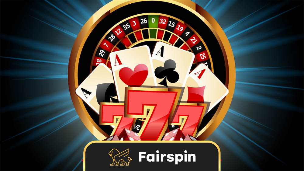 See Every Win in the Blockchain With Fairspin Blockchain Casino