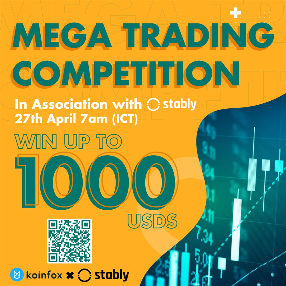 Trading Competition on Koinfox