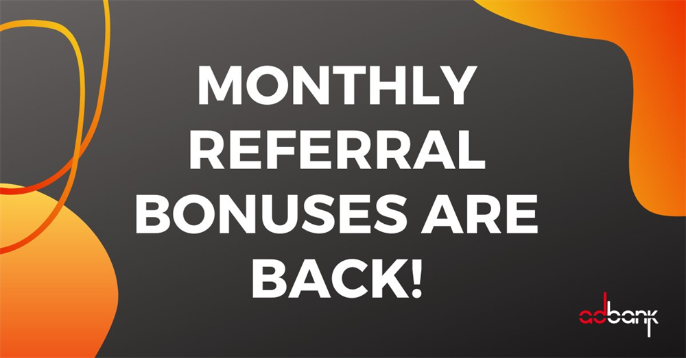 Referral Bonuses