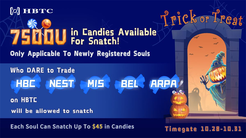 Halloween Contest on HBTC