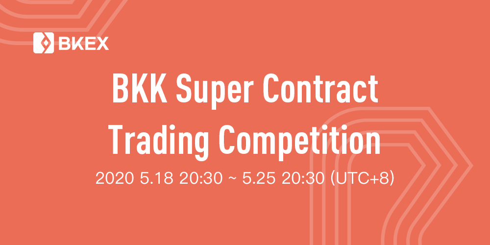 Trading Competition on BKEX