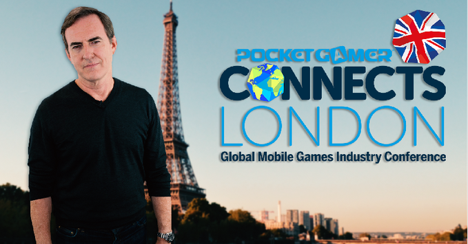 The Global Mobile Games Industry Conference in London,  UK