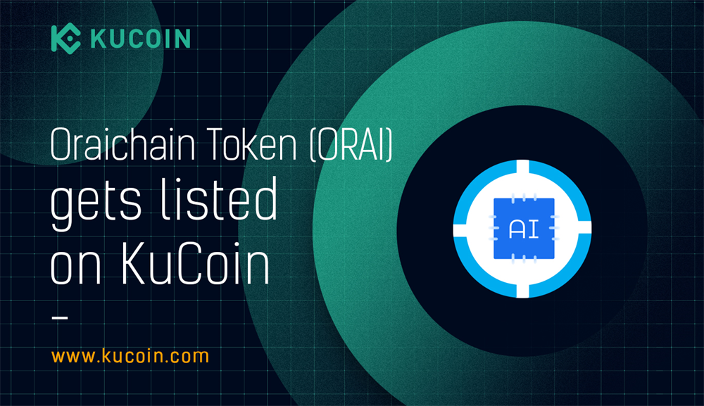 Listing on KuCoin