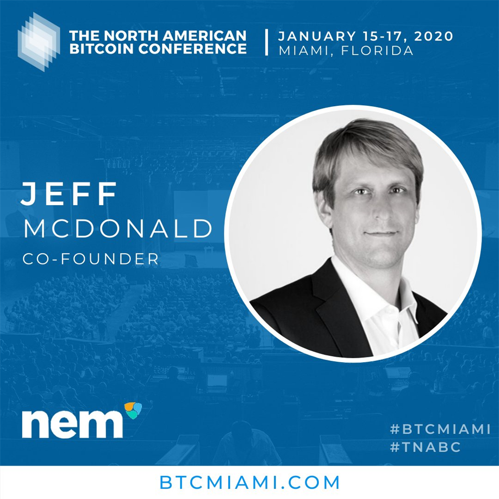 The North American Bitcoin Conference in Miami, USA