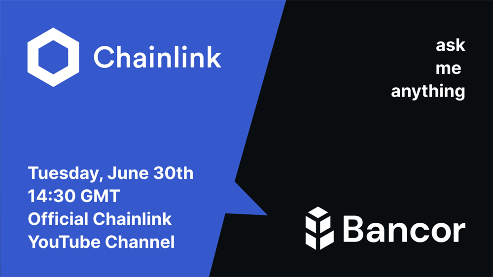 Live Stream on Chainlink YouTube