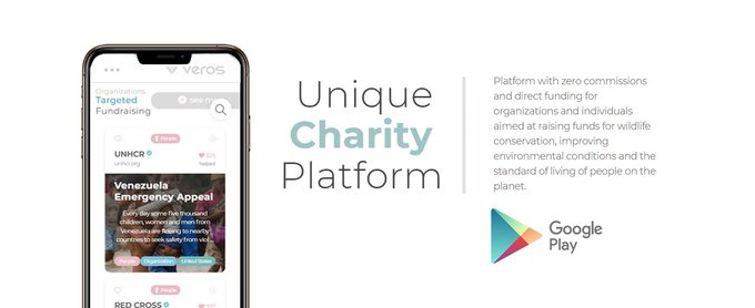Release Charity Platform on Android