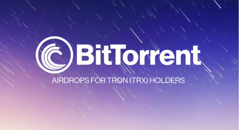 BitTorrent Airdrop for TRX Holders