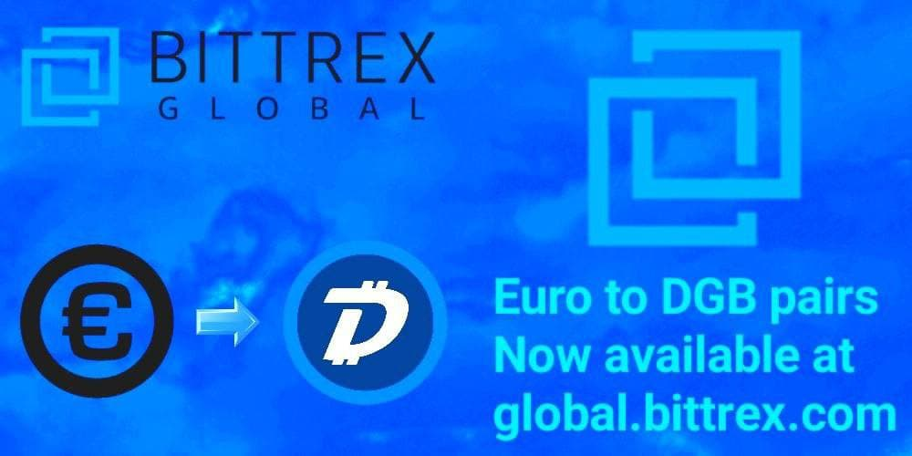 New Bittrex Trading Pair on Bittrex