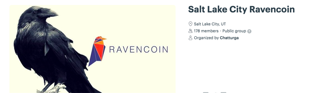 Ravencoin Salt Lake City Meetup, USA